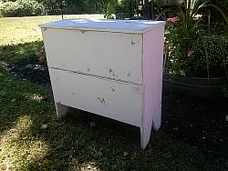 Blanket Chest with FREE SHIPPING  / In The Farmhouse Magazine out Now