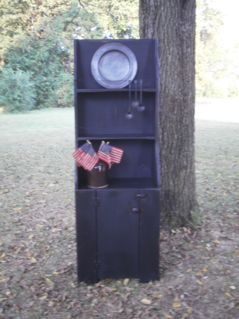 Early New England Cupboard
