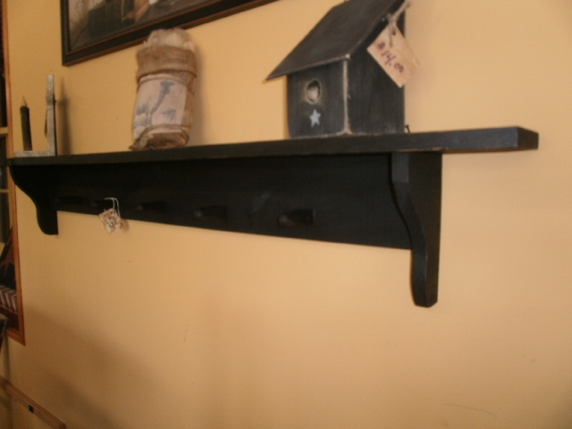 5 ft Long Shelf