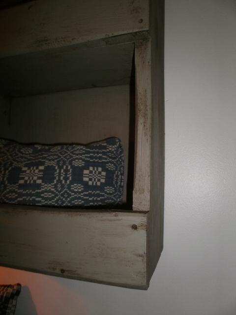 Period Wall Bin
