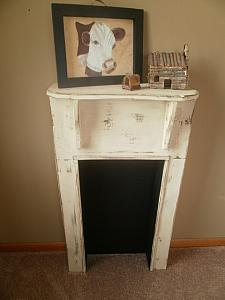FauxFireplace Mantle / Decorative Fireplace Surround