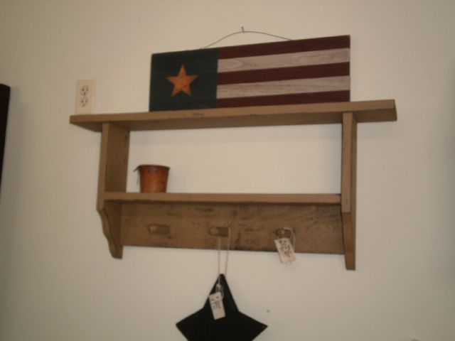 3ft Country  Shelf