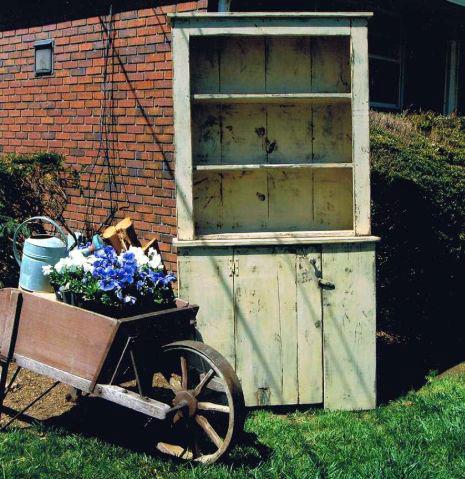 Step Back Farm Cupboard