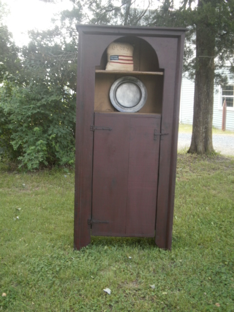 Tombstone Cupboard