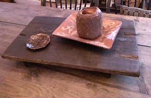 Table Riser / Centerpiece / Rustic / farmhouse